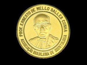 A Ernesto Salles Cunha nossa Gratidão!