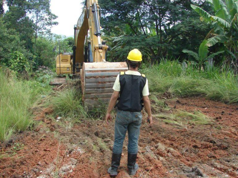 3 - MONITORAMENTO ARQUEOLÓGICO DAS OBRAS DE CONSTRUÇÃO DE RODOVIA