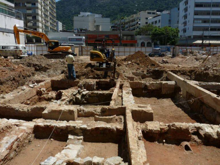 4 - MONITORAMENTO DAS OBRAS DE CONSTRUÇÃO DE PRÉDIO COMERCIAL