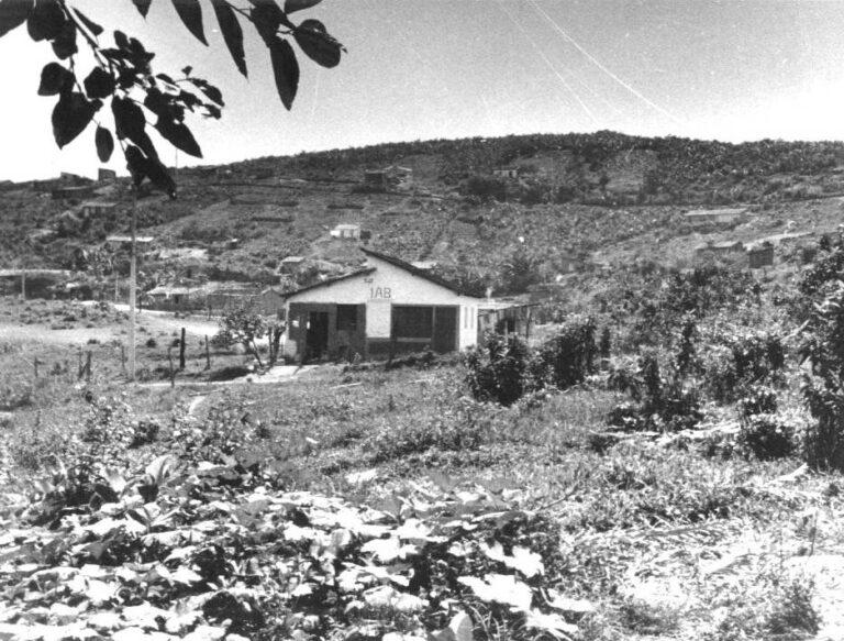 FOTO 2 - IAB NA DÉCADA DE 70